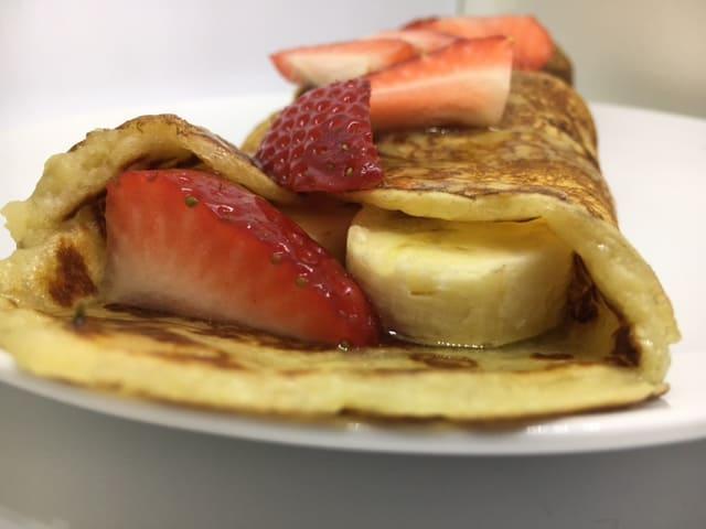 Banana Pancake Recipes