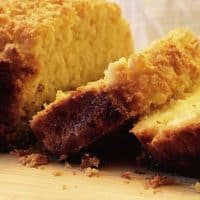 Coconut Cake - A Breadmaker Cake Recipe