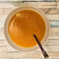 Sweet Potato and Red Chilli Soup (In A Soup Maker)