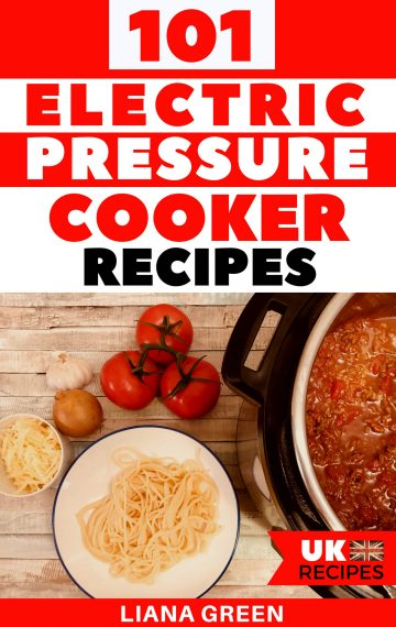 Electric Pressure Cooker Recipe Book