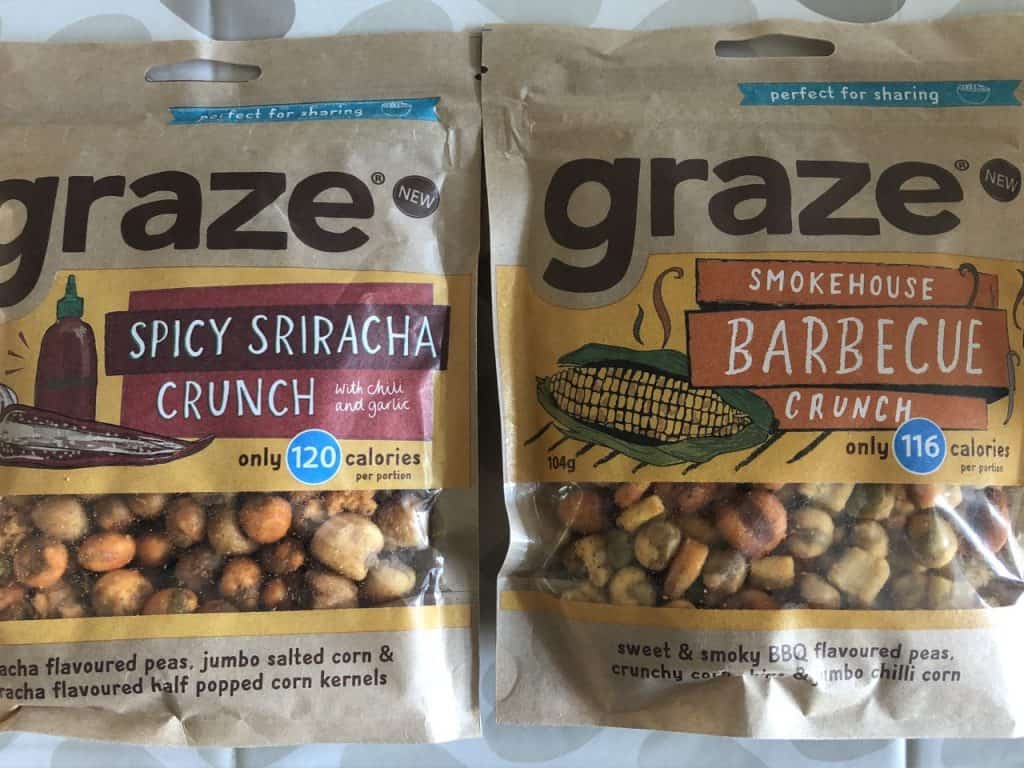 Graze Share Bags