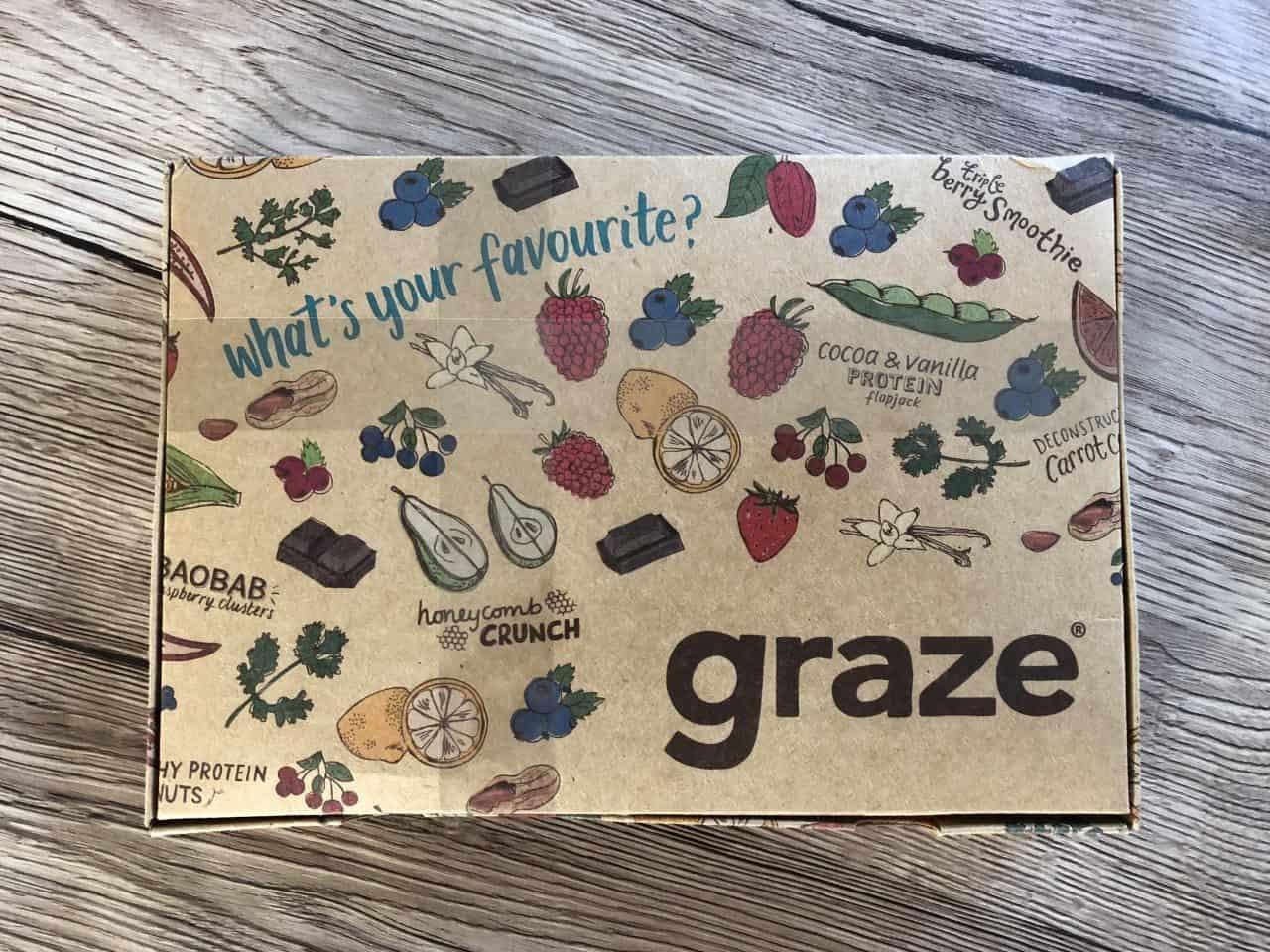 Graze Box Review Liana S Kitchen