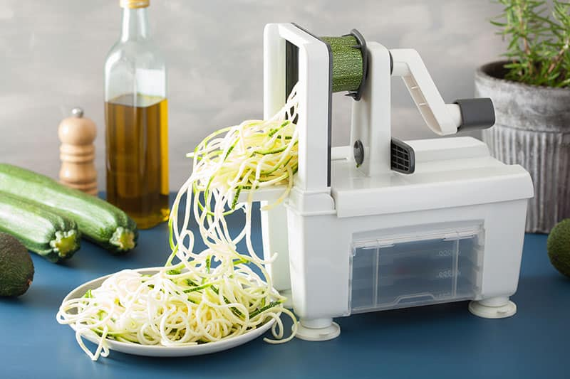 Make Healthier Dinner Choices With A Good Spiralizer