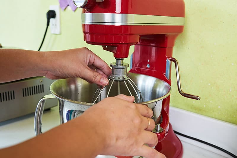 Makes Bakes Cakes Pasta Amp More With A New Stand Mixer