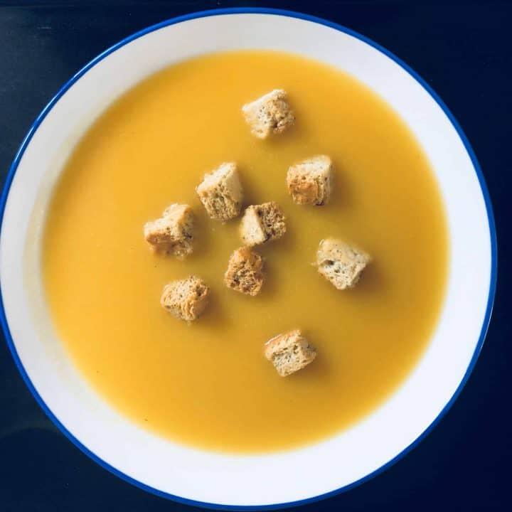 Classic Butternut Squash Soup (In A Soup Maker)