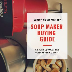 soup maker reviews