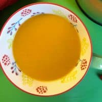 Jamaican Jerk Sweet Potato Soup