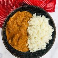 Easy Instant Pot Chicken Tikka Masala