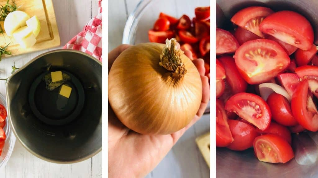 ingredients for tomato soup