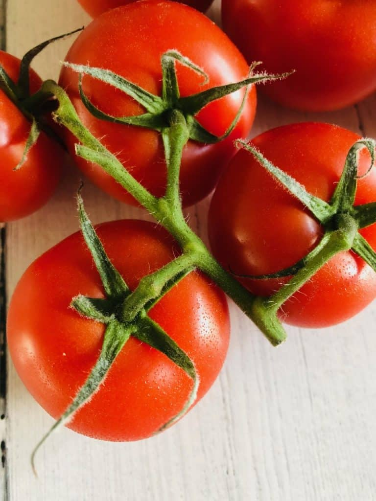 tomatoes for tomato soup