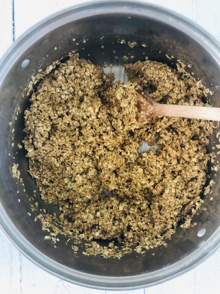 oats for flapjack recipe
