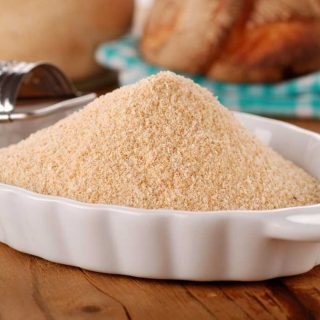 breadcrumbs made from scratch