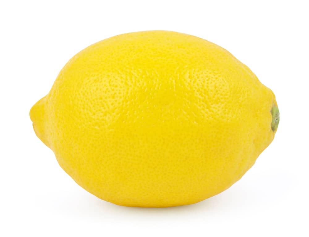 single whole lemon